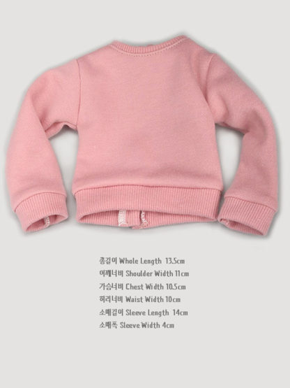 dollmore msd bodeaul shirt pink