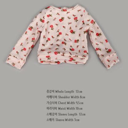 dollmore msd fd floral shirt