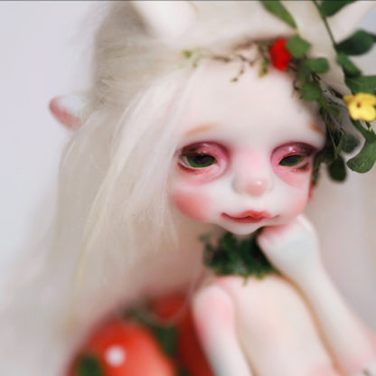 doll chateau event larry