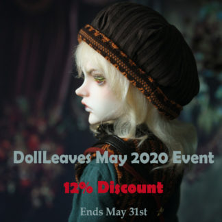 doll leaves may 2020 event discount