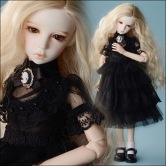 doll more msd dallrose dress set