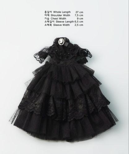 doll more msd dallrose dress set