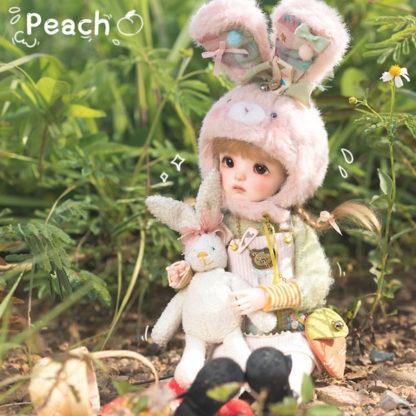 doll zone yosd peach