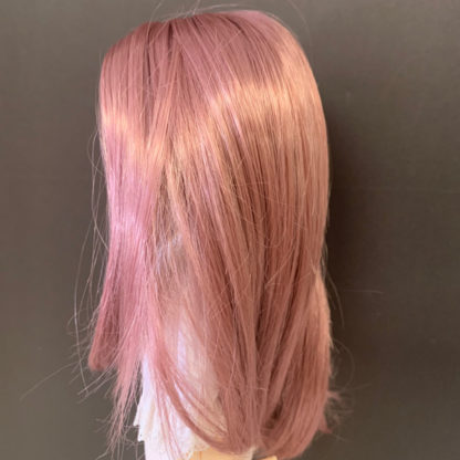jinsun wigs ash dark pink