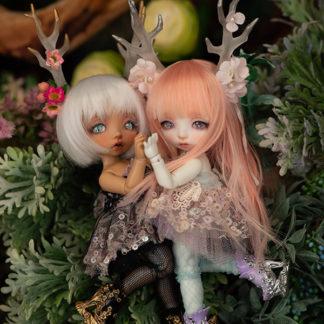 Fairyland New Release-Minifee Sylvia Amethyst, Pukifee Ena Dryad & Feeple65 Ingrid