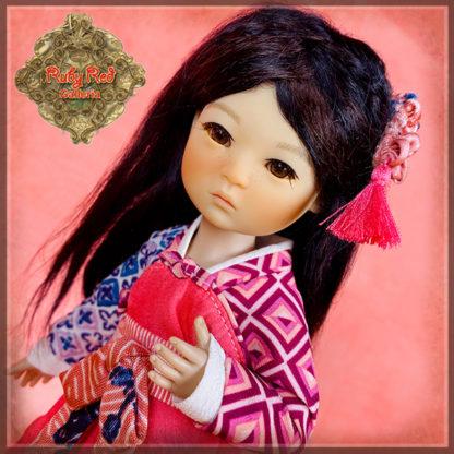 ruby red ten pink ha0040b