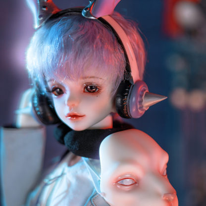 doll zone msd scarecrow hal 3