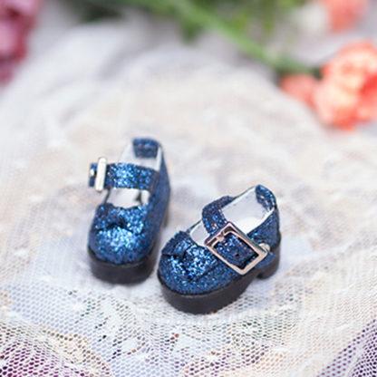 pukifee pearl blue shoes