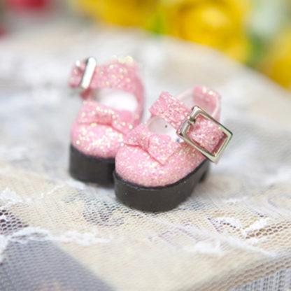 pukifee pearl pink shoes