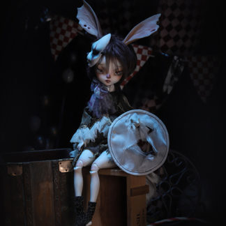 doll chateau baby fay rabbit mask