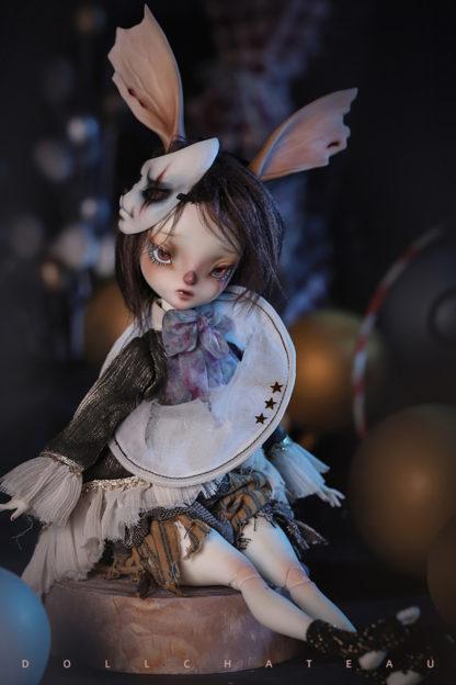 doll chateau baby fay rabbit mask