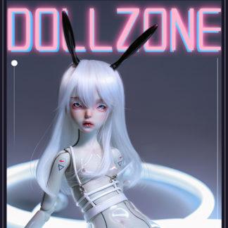 doll zone msd human cyborg ji zero