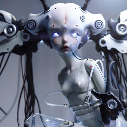 doll zone msd mechanical cyborg ji zero