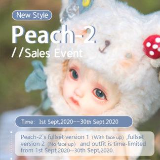 doll zone yosd peach 2 event