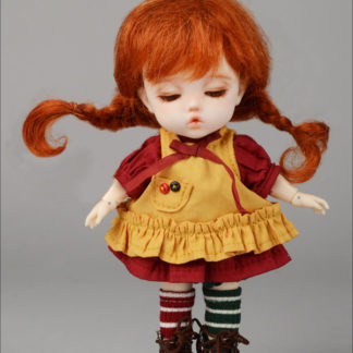 dollmore bebe like pippi outfit