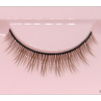 dollmore charming lashes brown