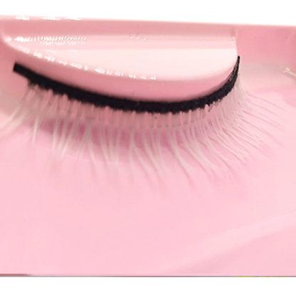 dollmore charming lashes white