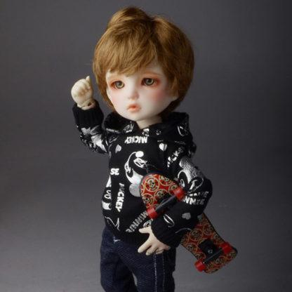 dollmore dear doll mck hoodie