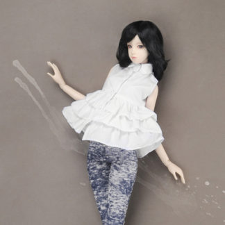 dollmore model helia blouse