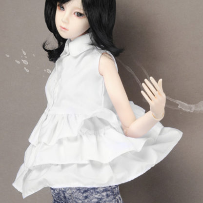 dollmore model helia blouse