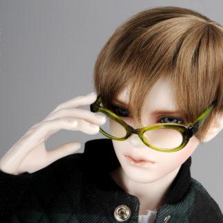 dollmore sd green glasses
