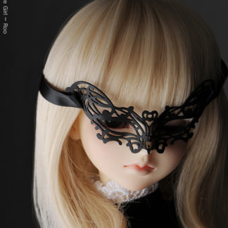 dollmore venezia black mask
