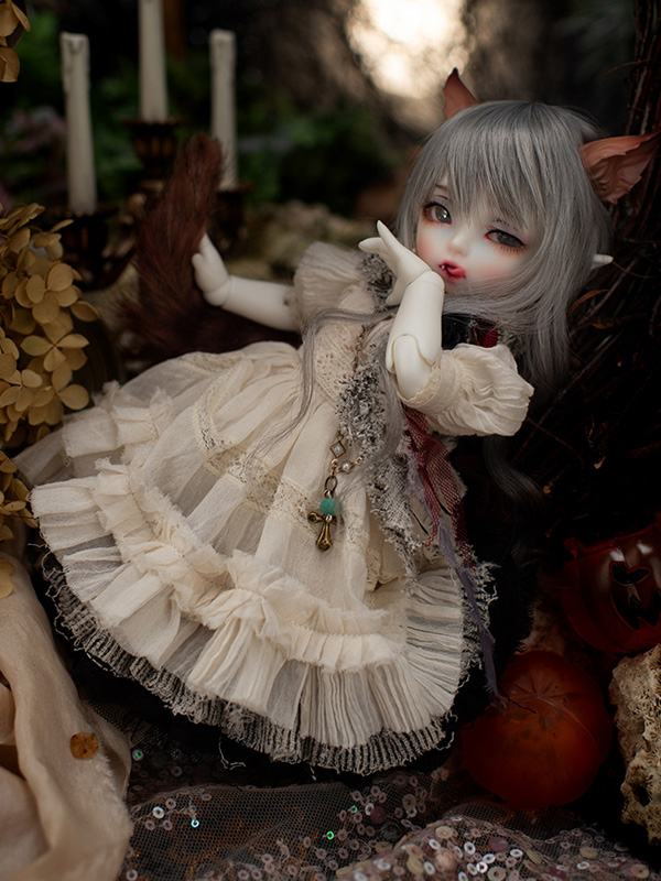 fairyland hwayu vampire fox little fee