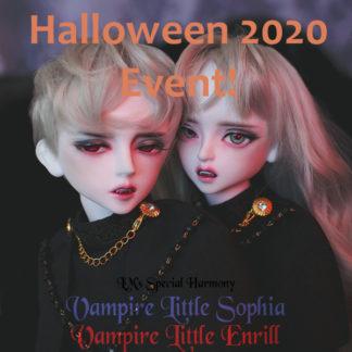little monica halloween 2020 event