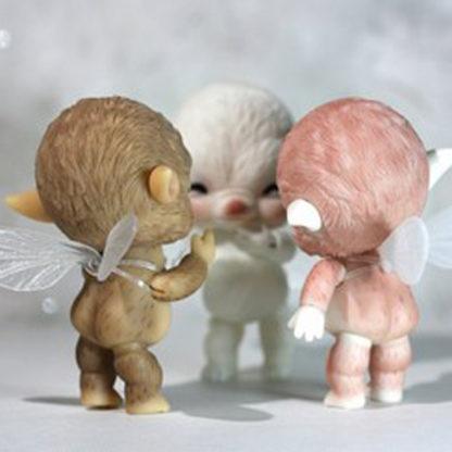 charles creature cabinet hedgehog faeries