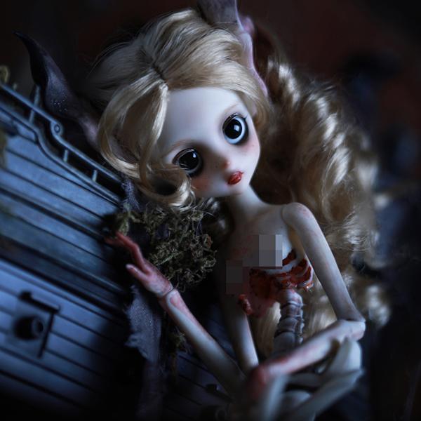doll chateau ghost series fuya