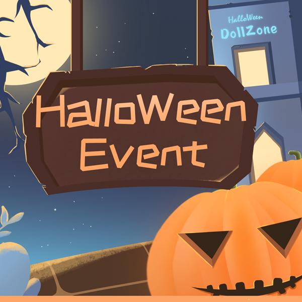 doll zone halloween 2020 event
