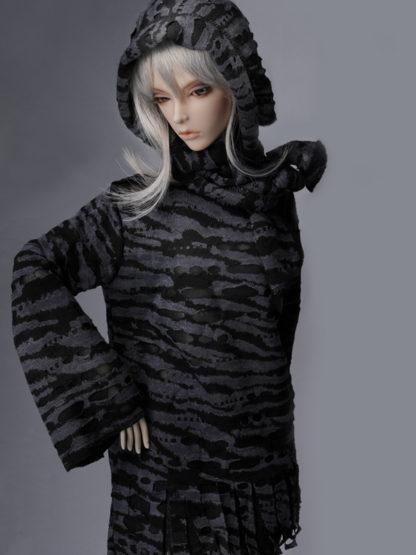 dollmore model f cauline black