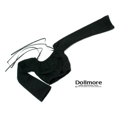 dollmore model f short t black