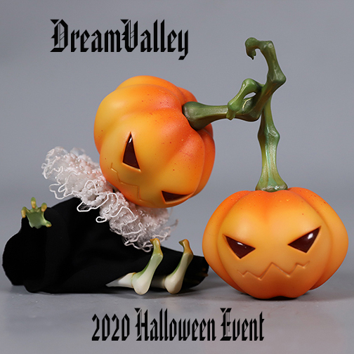 dream valley event halloween 2020