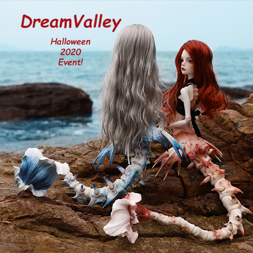 dream valley halloween 2020 event
