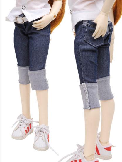 dollmore msd roll skinny pants