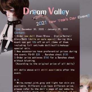 dream valley winter 2021 event