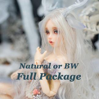 fairyland dina natural bw full package