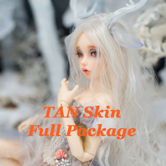 fairyland dina tan full package