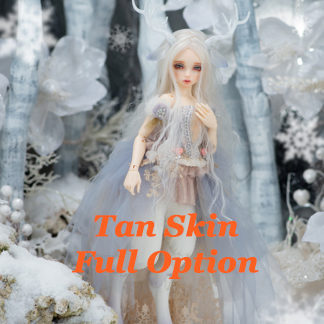 fairyland dina tan skin full option