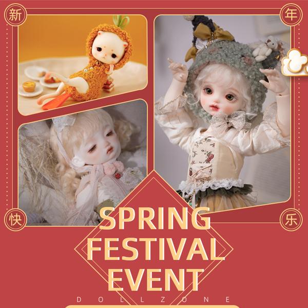 dollzone spring event 2021