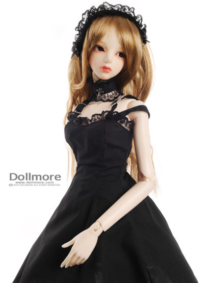 dollmore model f nymph simple dress