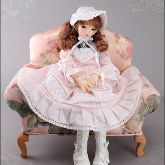 dollmore msd chavret dress pink