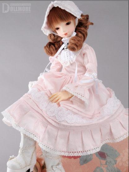 dollmore msd chavret dress pink