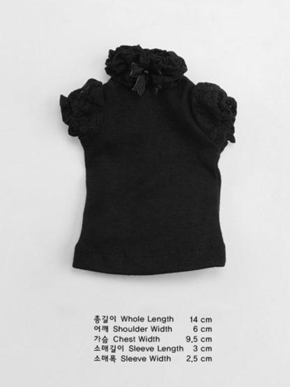dollmore msd karisa tshirt black