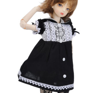 dollmore msd race hood all black
