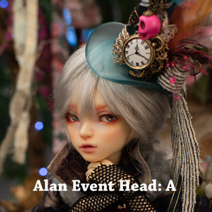 fairyland alan event head a