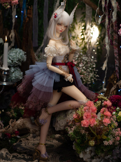 fairyland fairyline60 miwa_antique bunny