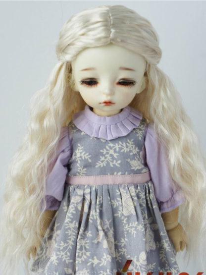 jin sun arietty blonde