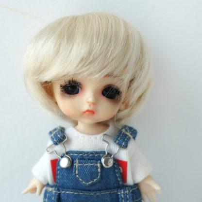 jin sun billie blonde